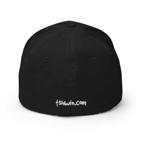 Make Racism Wrong Again Structured Black Twill Cap Back