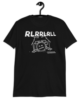 Paradiddle RLRRLRLL Short-Sleeve Unisex T-Shirt