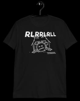 Paradiddle RLRRLRLL Short-Sleeve Unisex T-Shirt