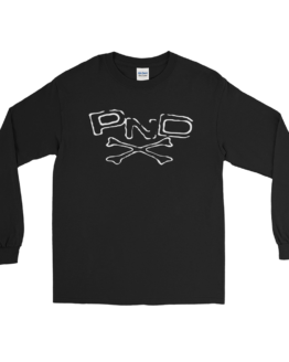 Punk Band PND Men's Long Sleeve Shirt