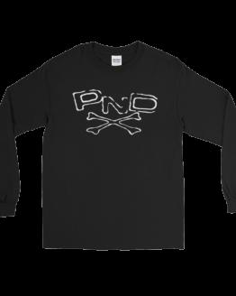 Punk Band PND Men's Long Sleeve Shirt