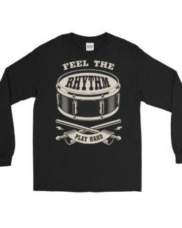 Drum Life Men's Long Sleeve Shirt