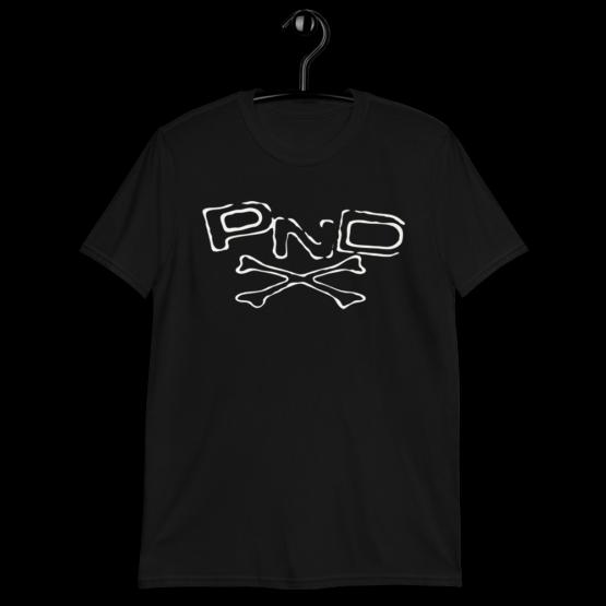 PND Logo Black Short-Sleeve Unisex T-Shirt