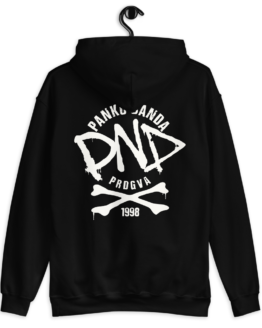 Panku Banda PND Unisex Hoodie Back Print