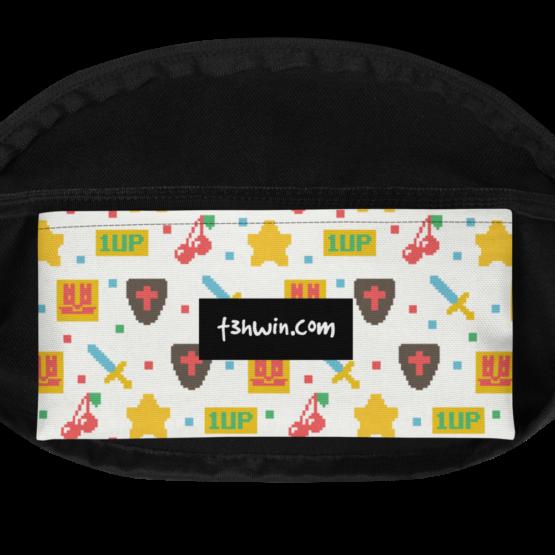 8 Bit Gamer Fanny Pack Pocket