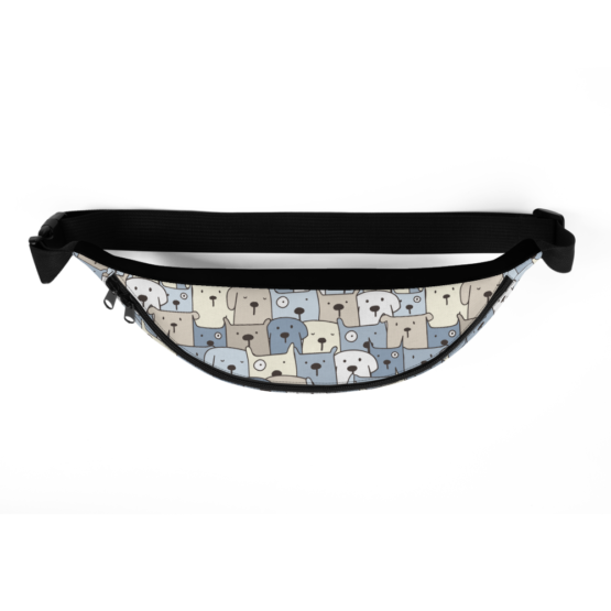 Charming Puppies Fanny Pack Top