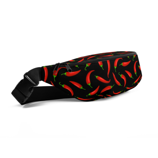 Chilli Peppers Fanny Pack Side