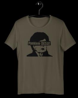 Vaira, Vaira Pankiem Desu Unisex Dark Army T-Shirt